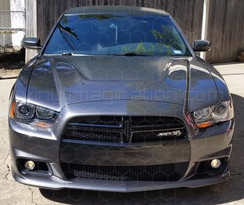 2011 Dodge Charger SRT-8 Hood Decals