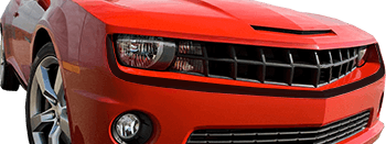 Front Fascia Accent Stripe on the 2010 to 2013 Chevy Camaro