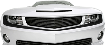 Front Fascia Blackout on the 2010 to 2013 Chevy Camaro