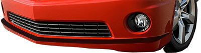 2010-2013 Camaro Front Fascia Lower Accent Stripe on vehicle image.
