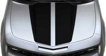 OEM Style Hood Decal on the 2010 to 2013 Chevy Camaro