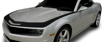 Upper Fascia & Fender Stripes on the 2010 to 2013 Chevy Camaro