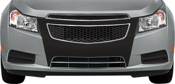 Front Fascia Main Blackout for the 2012 to 2014 Chevy Cruze