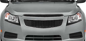 Headlamp Recess Blackouts for the 2012 to 2014 Chevy Cruze
