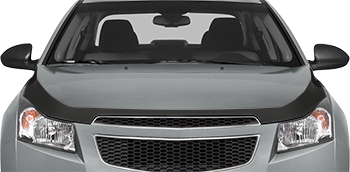 Hood Edge Blackout for the 2012 to 2014 Chevy Cruze