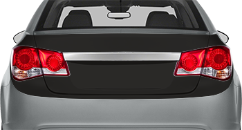 Rear Blackouts for the 2012 to 2014 Chevy Cruze