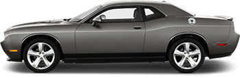 Rocker Panel Stripes on the 2008 to 2014 Dodge Challenger