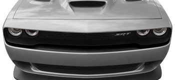 Dodge Challenger 2015 Hellcat Front Fascia Blackout