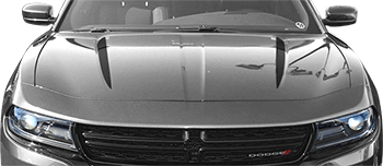 Hood Spears on the 2015 to Present Dodge Charger