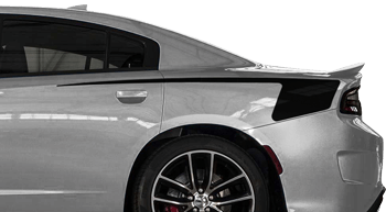 Rear Quarter Hockey Stripes on the 2015 to Present Dodge Charger