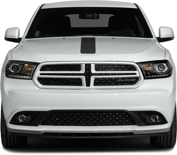 Hood Center Stripes on the 2011 to Present Dodge Durango