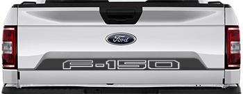 Image of Tailgate Callout on the 2015 Ford F-150