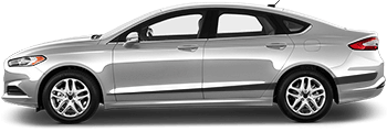 Image of Forward Side Spears on the 2013 Ford Fusion