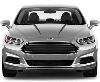 Image of Hood Spear Stripes on the 2013 Ford Fusion