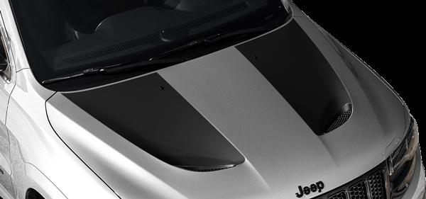 cherokee grand jeep hood srt stripes vent graphics vinyl decal decals vinylimagination graphic kit 2021 overland laredo